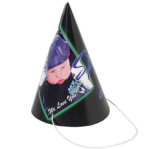 Create A Photo Party Hat