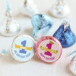 Personalized Birthday Hersheys Kisses